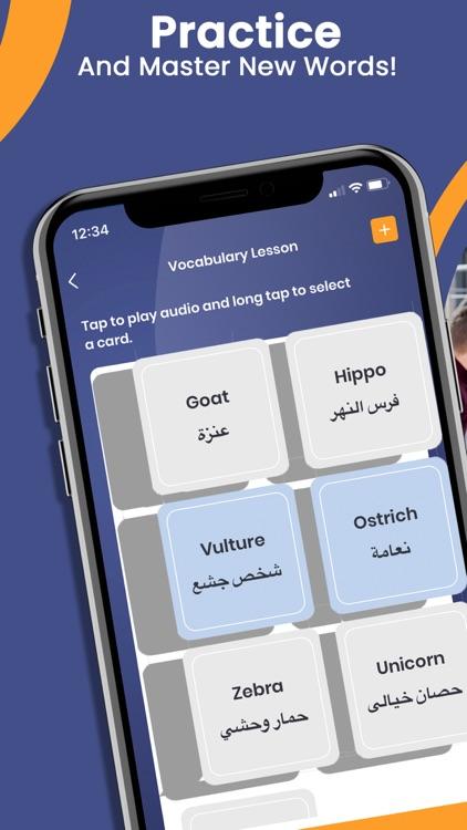 Taleek: English & 9 languages screenshot-4