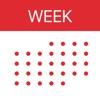 WeekCalendar  - クラウドカレンダー