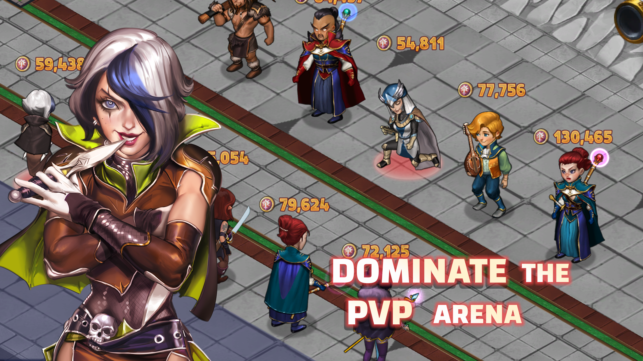 Shop Heroes: RPG Tycoon Screenshot