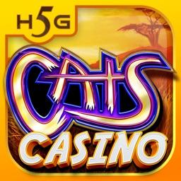 CATS Casino - Real Hit Slots!