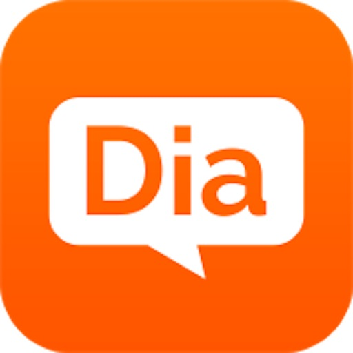 Dia Online free software for iPhone and iPad