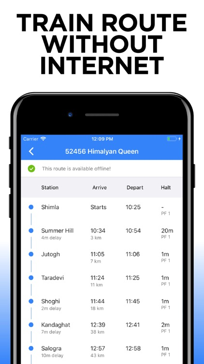 ixigo trains: Check PNR Status screenshot-7