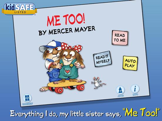 Me Too! - Little Critterのおすすめ画像1