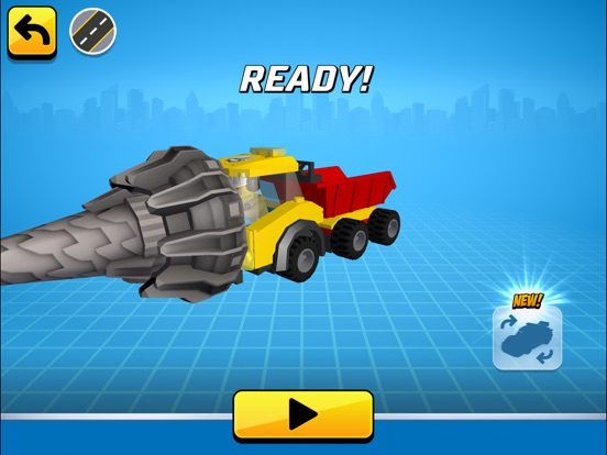 LEGO® City game для iPad