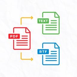 PDF to TEXT Converter Pro