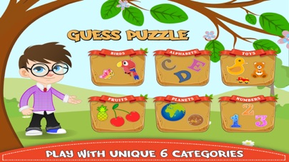 Tải về Kids Guess Puzzle Game cho Android
