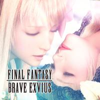 SQUARE ENIX INC - FINAL FANTASY BRAVE EXVIUS artwork