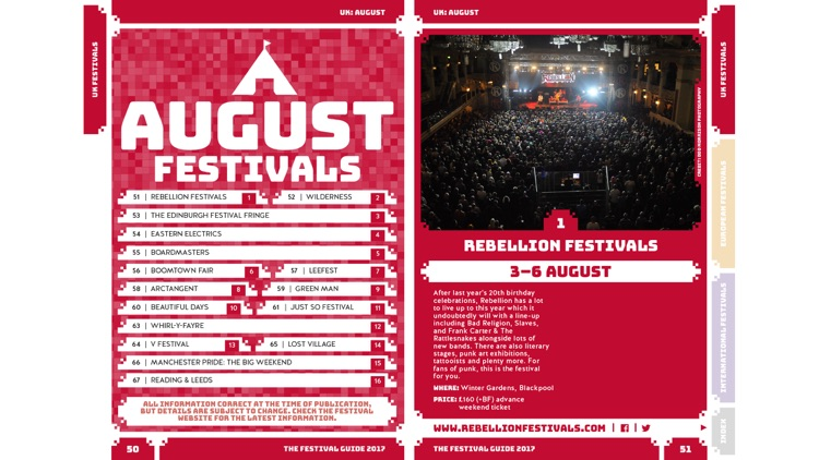 The Festival Guide screenshot-2