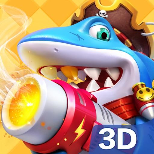 乐乐捕鱼-3D真人捕鱼游戏大作战