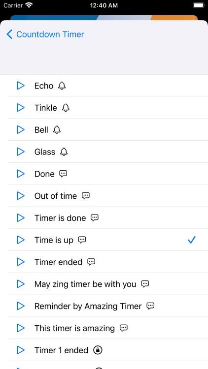 Amazing Timer screenshot-4