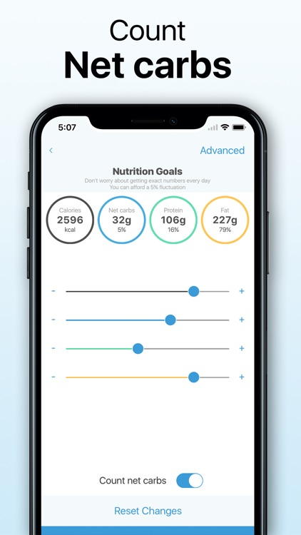 Keto.app - Keto Diet Tracker screenshot-2