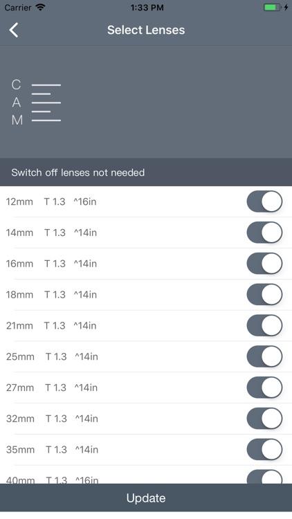 Camera Order Scout screenshot-3