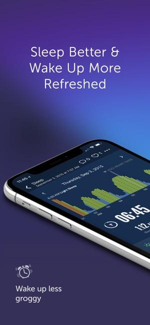 Sleep Time: Sleep Cycle Alarm Screenshot