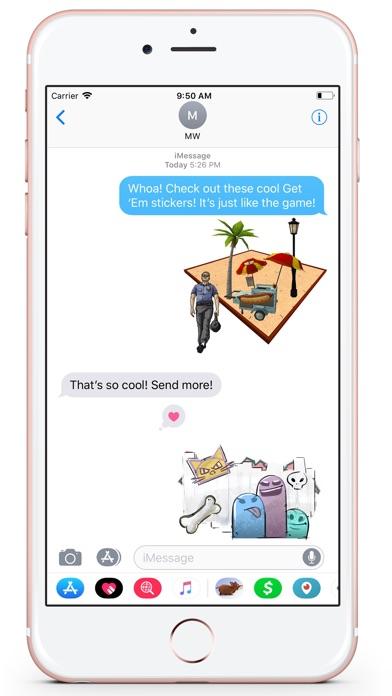 Get 'Em Stickers Screenshot 7