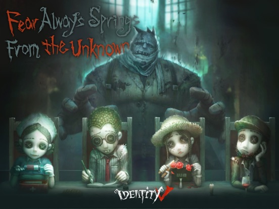 Identity V screenshot #1