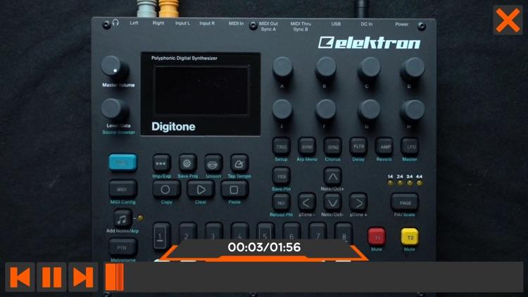 Elektrons Digitone Demystified screenshot-3