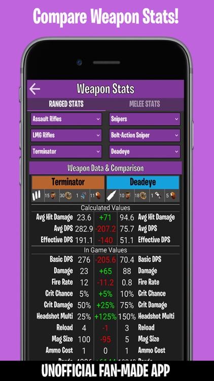Companion for Fortnite screenshot-7