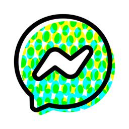 Ícone do app Messenger Kids