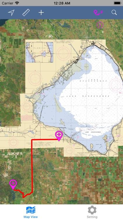 Lake Okeechoobee (Florida) screenshot-6