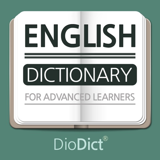 DioDict4 English Advanced Dict