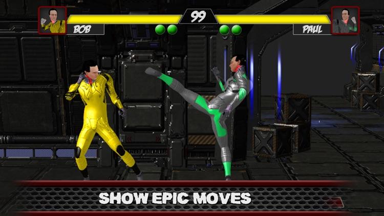 KO Fighting Club: Shadow Fight screenshot-3
