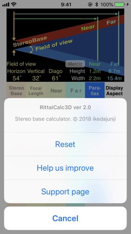 RittaiCalc3D screenshot-5