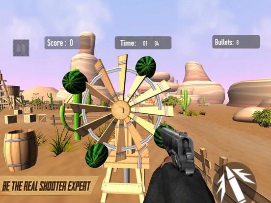 Real Gun Shoot - Fruit Target screenshot 4