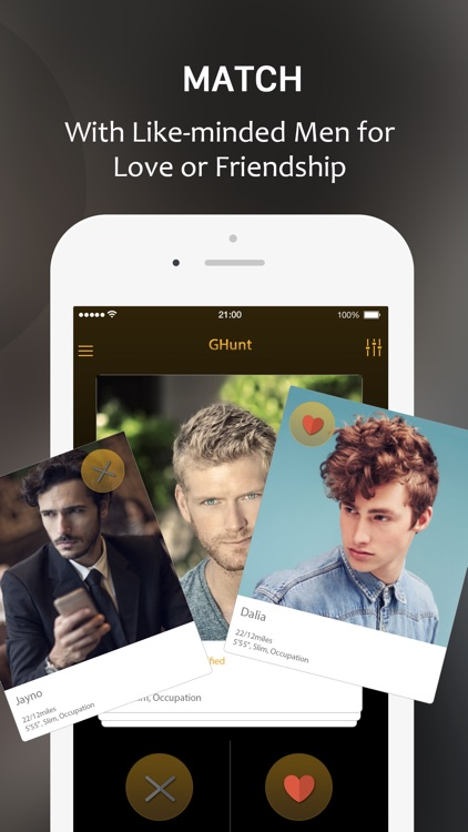 Gay hook up iphone app