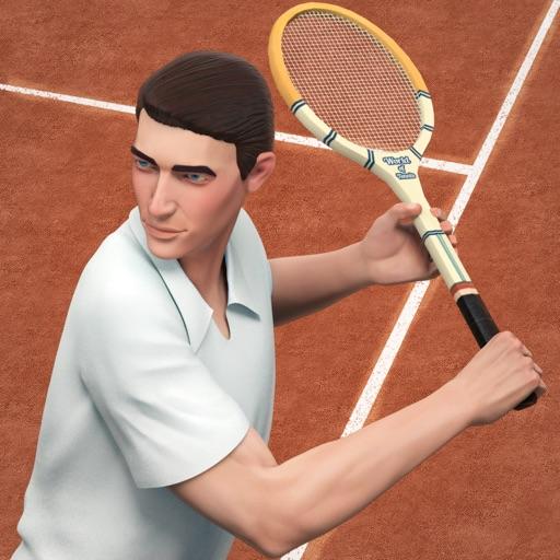 Tennis Game in Roaring '20s
