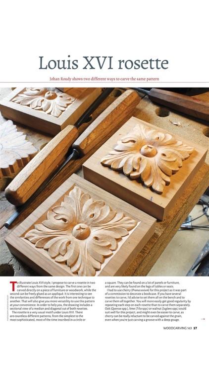 Woodcarving Magazine screenshot-3