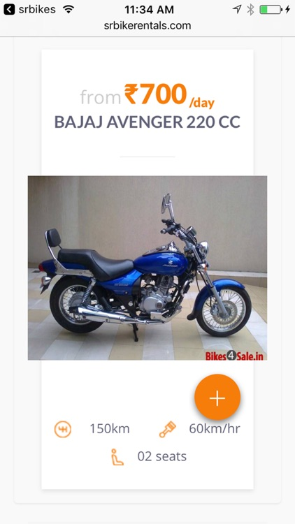 SR Bike rentals screenshot-4