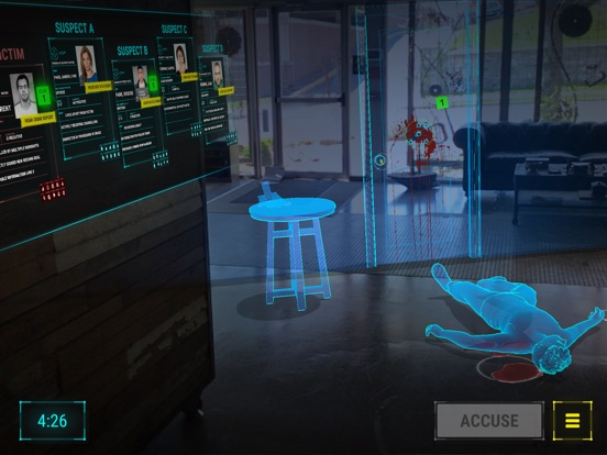 Forensic Detective screenshot 10
