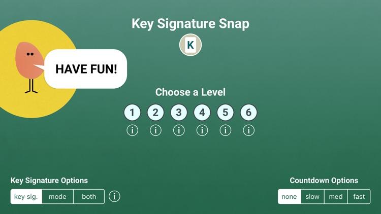 Key Signature Snap screenshot-6