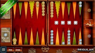 Backgammon HDのおすすめ画像4