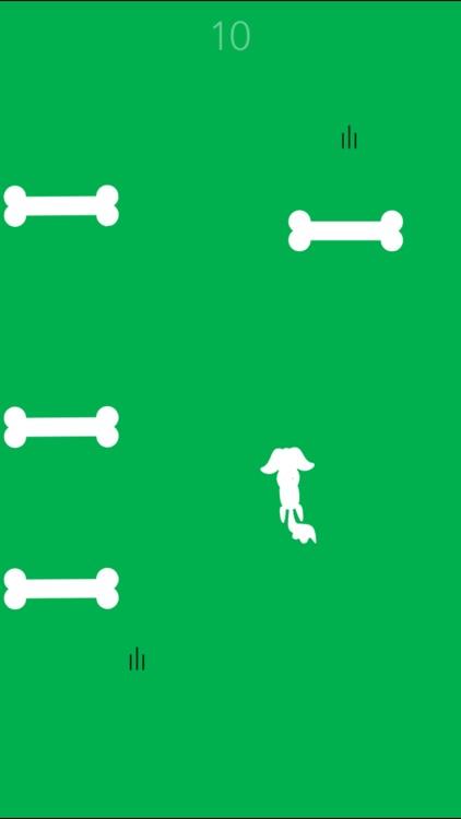 DogRun - Avoid bones screenshot-0
