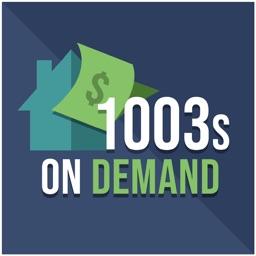 1003s On Demand