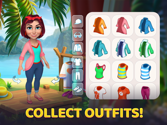 Bermuda Adventures: Farm Games iPad app afbeelding 3