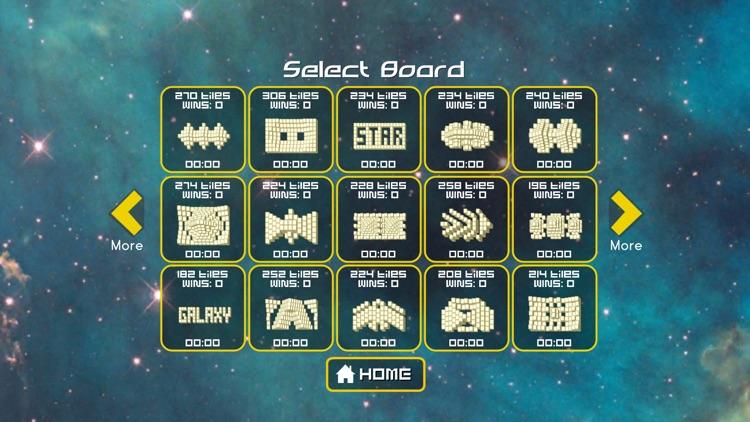 Mahjong Galaxy Space & Towers screenshot-6