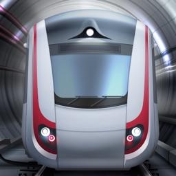 Subway Simulator 2D
