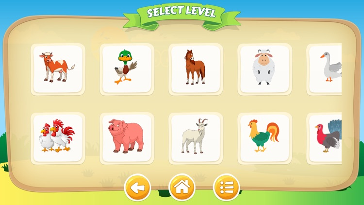 Animals - Kids Learning Games