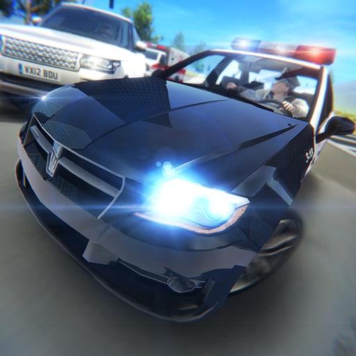 Police Car Chase Cop Simulator iOS App