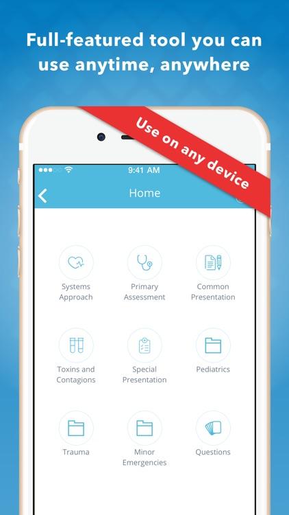 Emergency Nurse Essentials screenshot-3