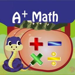 A+ Math Flash Cards