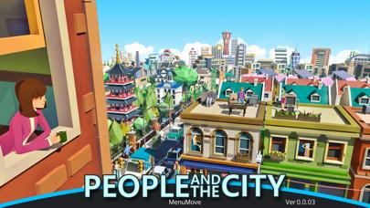 People and the Cityのおすすめ画像1