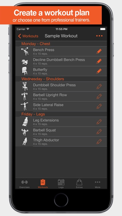 Fitness Point Pro screenshot 2
