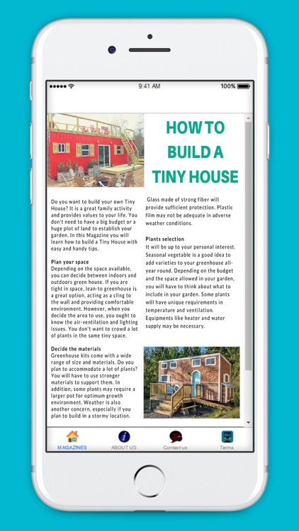 Tiny House World Magazine screenshot-4