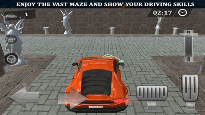 Maze Escape: Car Parking Lever screenshot 1