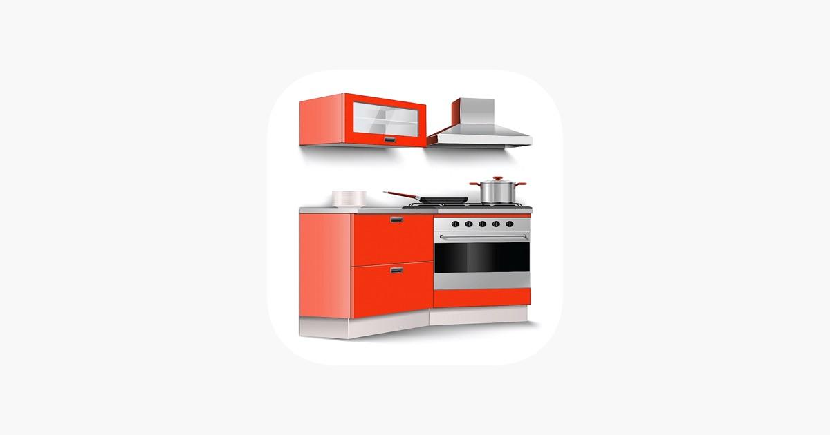 3D Küchenplaner für IKEA im App Store