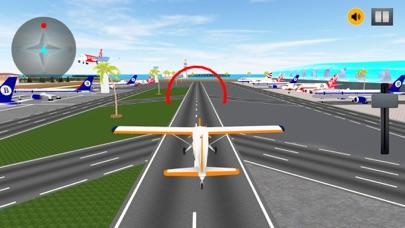 Airport Flight Simulator 3D screenshot three