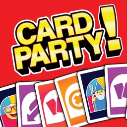 Card Party with Friends Family